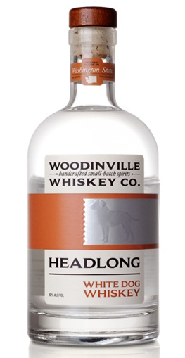 woodinville headlong white dog whiskey