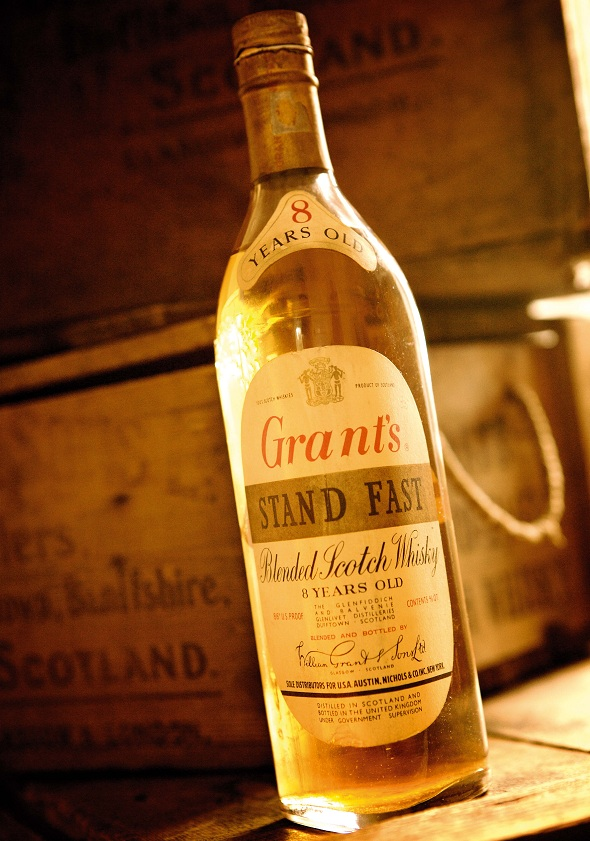 Grant's Stand Fast Whisky