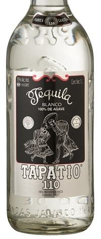 tapatio tequila blanco 110