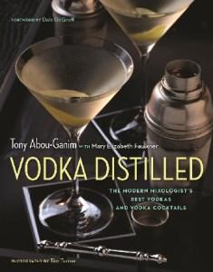 Vodka Distilled Book