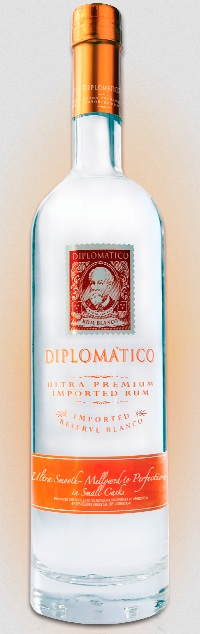 ron diplomatico blanco review
