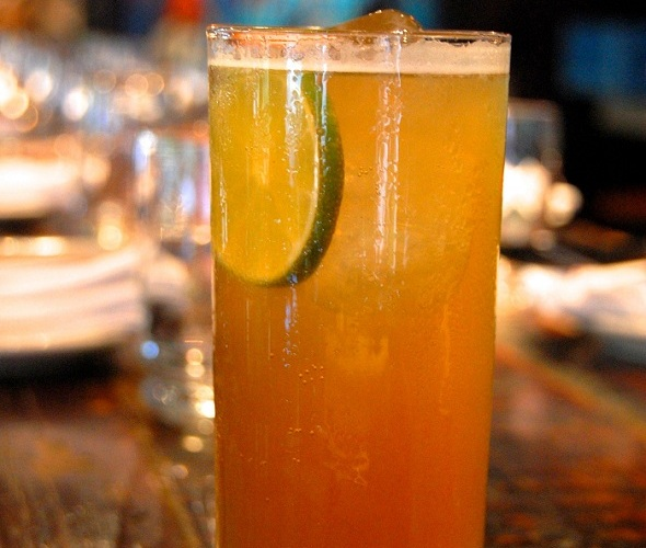 milagro Night of the Iguana cocktail