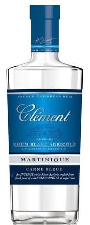 rhum clemente canne bleue