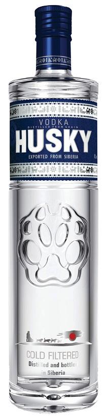 husky vodka