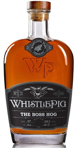 whistlepig boss hog spirit of mortimer rye