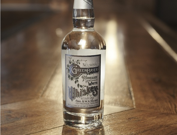 Nelson's Green Brier Tennessee White Whiskey