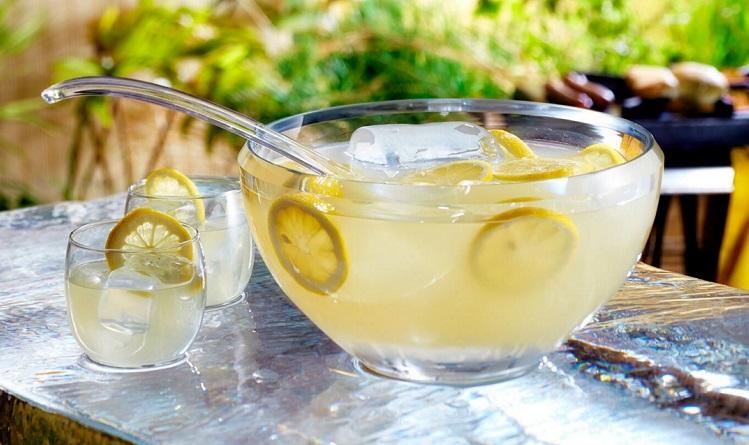 summer solstice bacardi rum punch