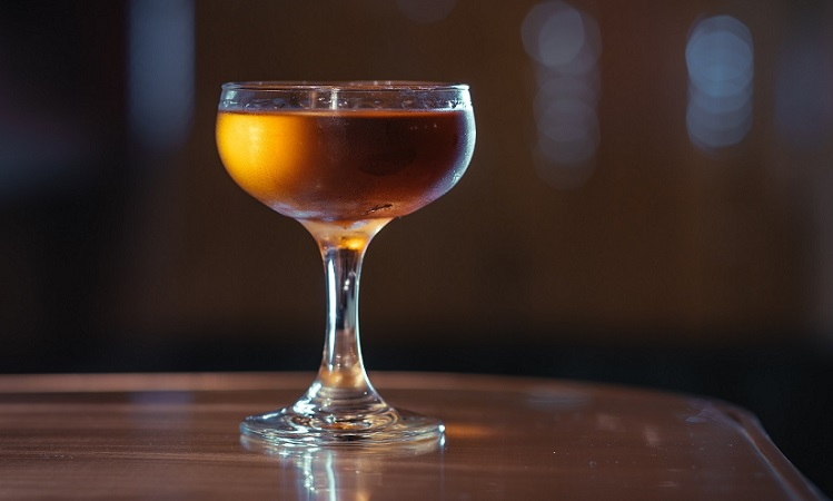 burnt to perfection cocktail