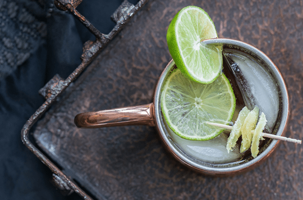 moscow mule redefined