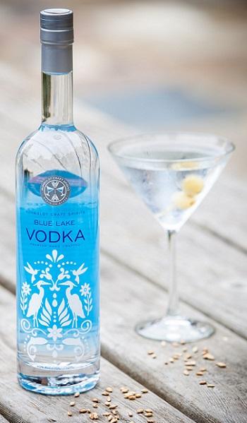 blue lake vodka