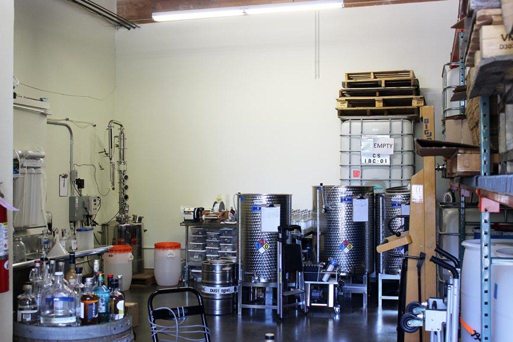 coastal spirits distillery