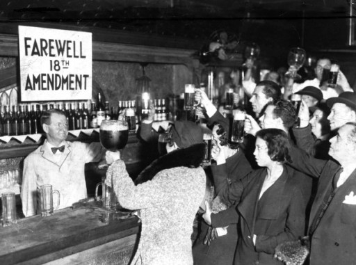 Raising a Glass to National Repeal Day