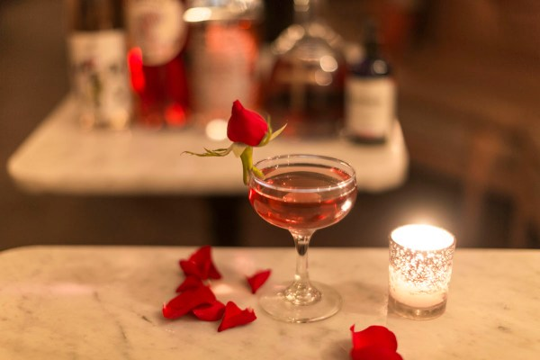 Valentine's Day Cocktails to Celebrate in Style