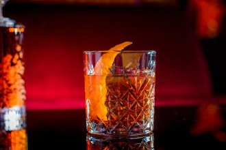 Harajuku cocktail, the dorsey
