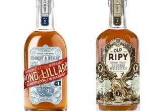 Whiskey Barons Collection - Old Ripy, Bond & Lillard