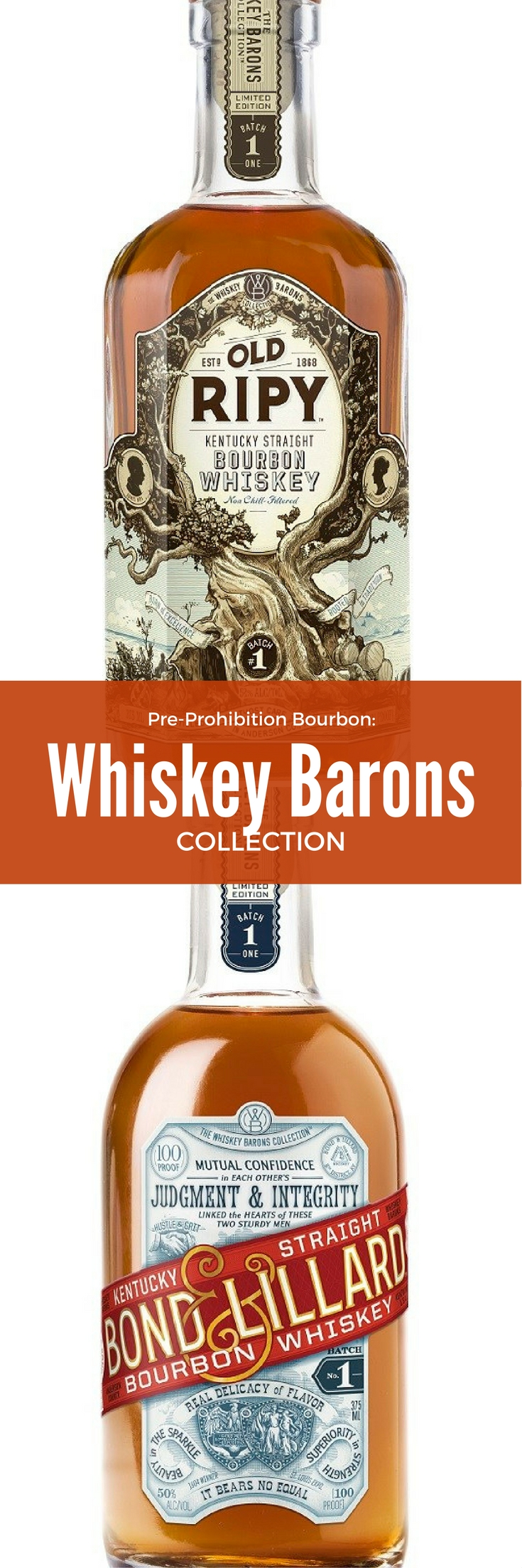 Campari America Launches Whiskey Barons Collection | Bevvy
