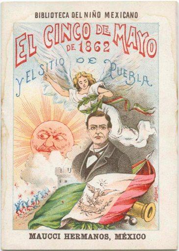 cinco de mayo poster 1901