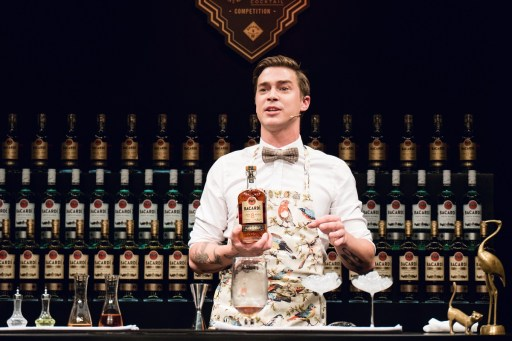 Belgian Bartender Wins 2017 Bacardi Legacy Competition