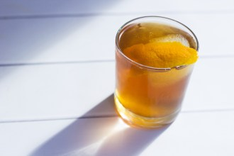 G and Tea Cocktail