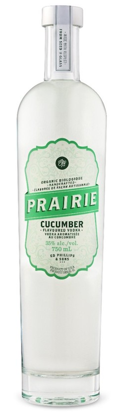 prairie cucumber vodka