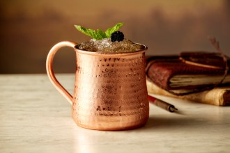 Rum Mule