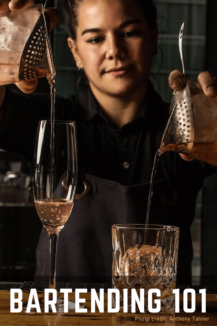 Intro to Bartending | Bevvy
