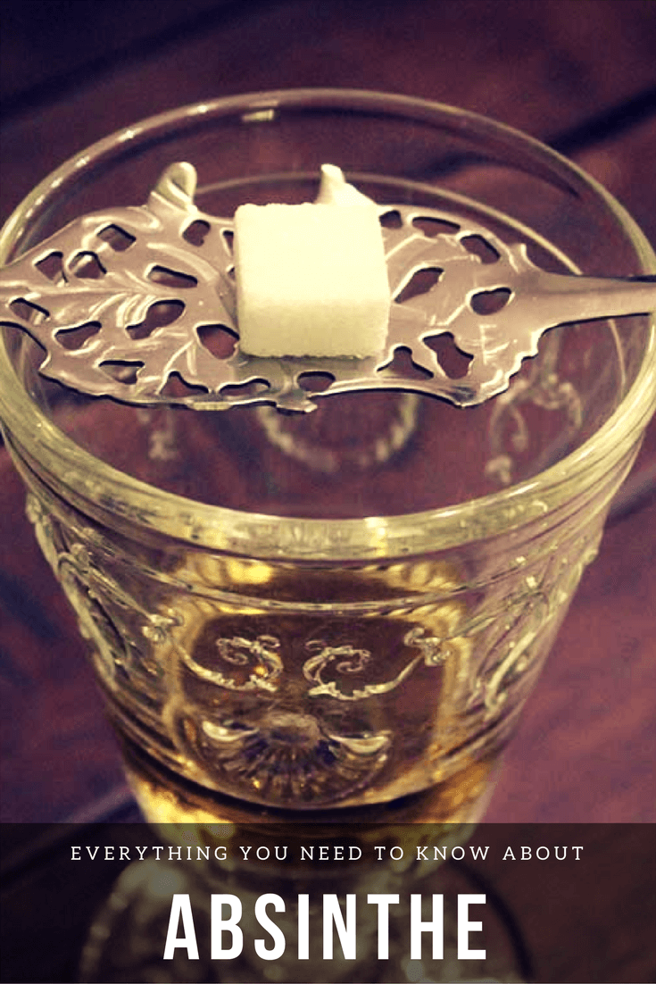 Everything you needed to know about absinthe | Bevvy