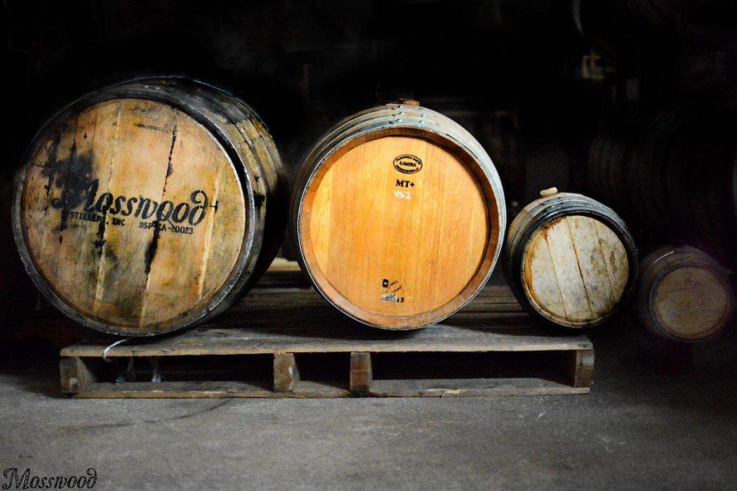 barrel aging