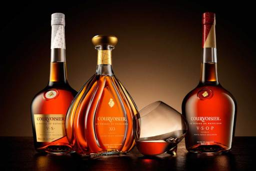 Courvoisier Cognac, by the Numbers