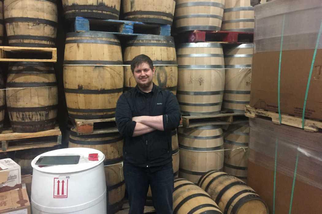 Sugarlands Distiller Andrew Holt