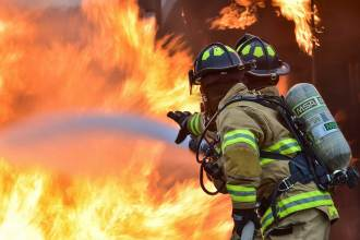 Firefighters and First Responders