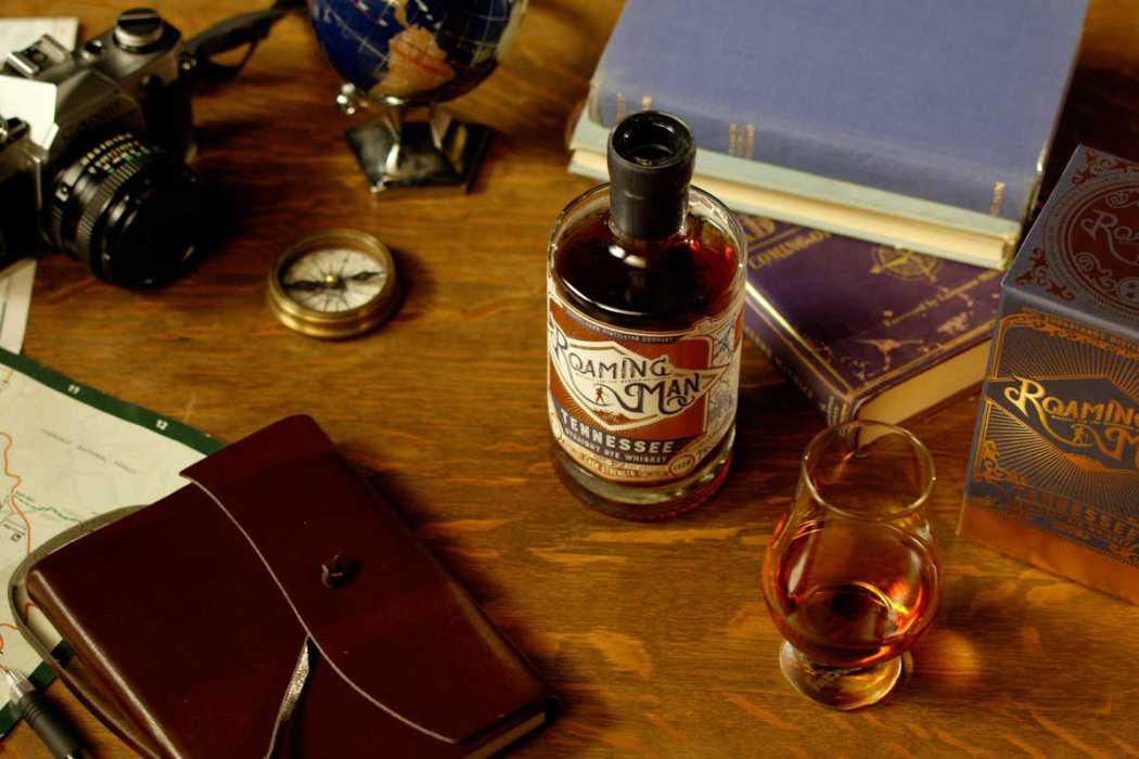 Sugarlands Roaming Man Whiskey | Bevvy
