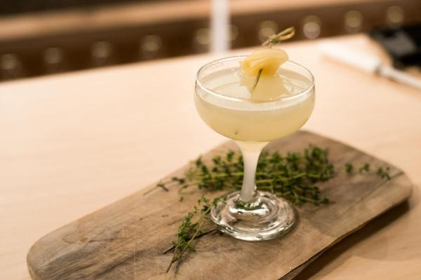 Featured Bevvy: Smoke Show