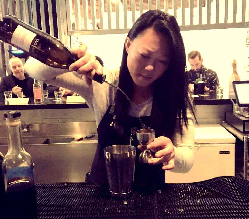 Denver Bartender Heather Haas