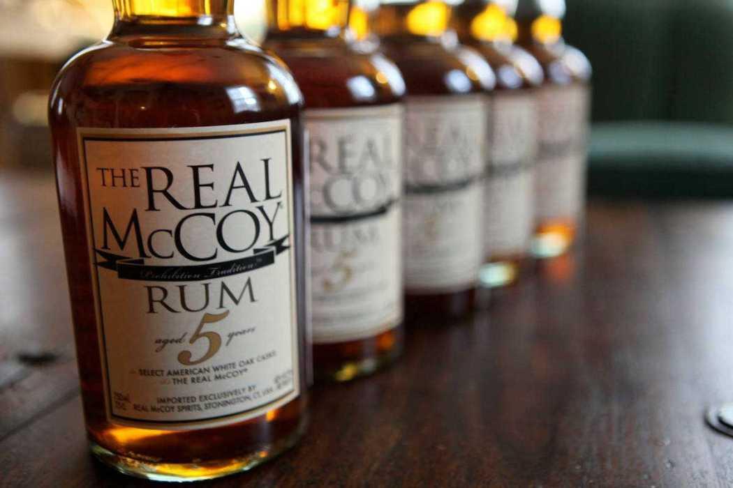 real mccoy 5 year rum