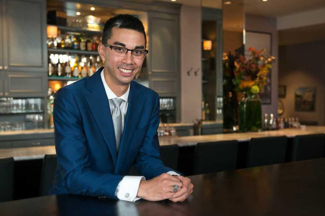 Boston Bartender Jared Sadoian