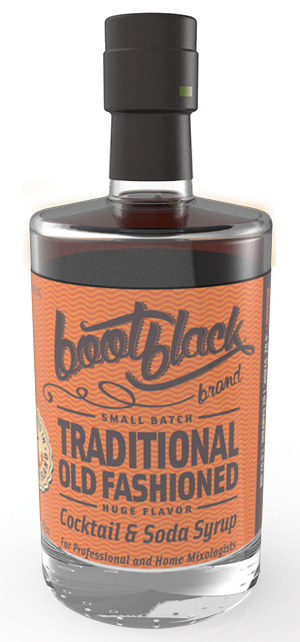 bootblack brand old fashioned cocktail syrup