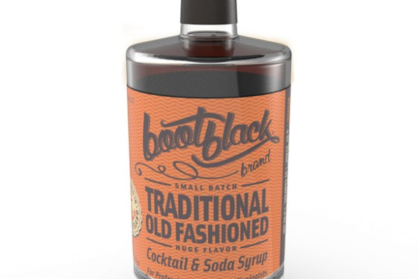 Making Drinks With Bootblack Brand Traditional Old Fashioned Syrup
