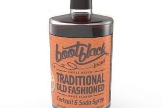 bootblack brand old fashioned syrup