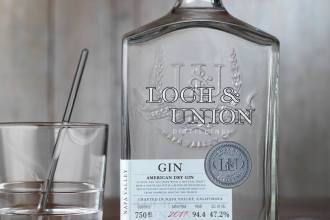 loch & union american dry gin