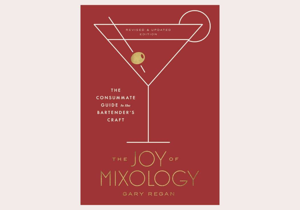The Joy of Mixology updated edition