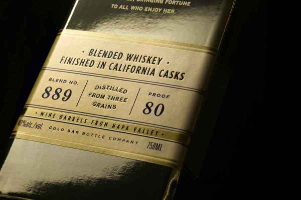 Gold Bar Whiskey Review