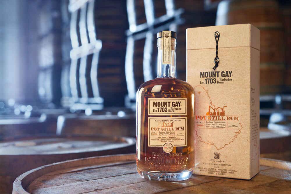 Mount Gay Pot Still Rum