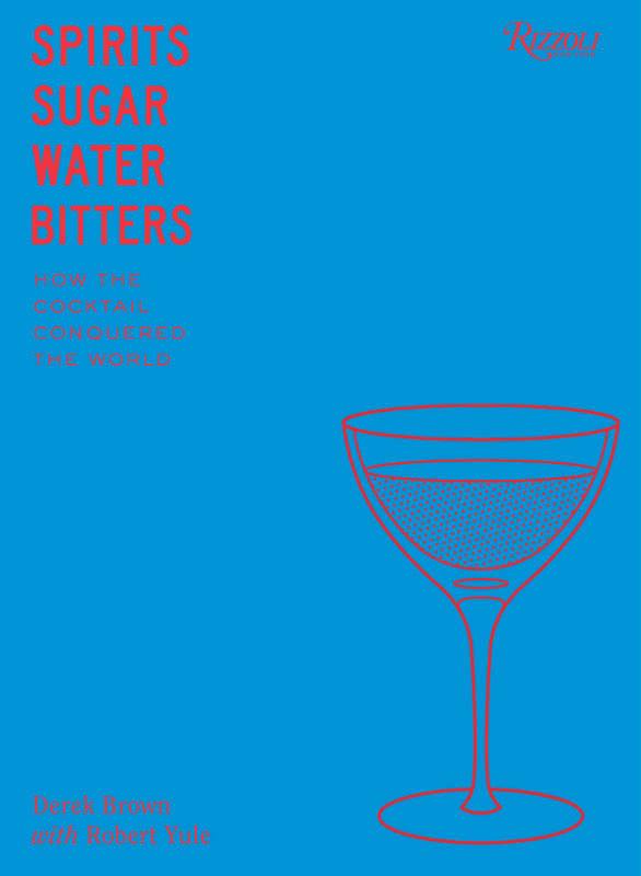 Spirits Sugar Water Bitters Book