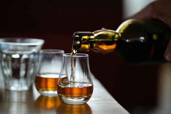 WhiskyFest New York's Most Memorable Tastes