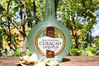 Curacao and Triple Sec