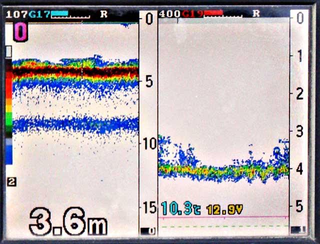 biwako boat point metal little max chouka 7