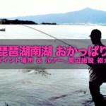 琵琶湖南湖バスフィッシング(オカッパリ ポイント場所紹介)