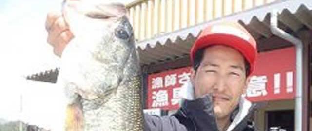 お客様からの釣果:竹中様~ 西の湖で50up!! 1