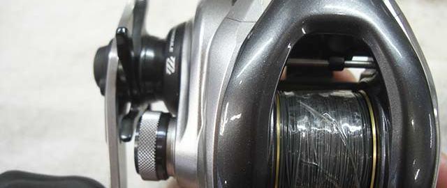 シマノ 13 メタニウム ボディ写真